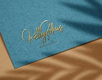 Kelly Tokas Custom Logotype