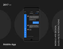 Mobile Bank Messenger