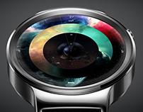 Avengers UI Concept for Smartwatch
