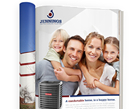 Jennings Heating & Cooling, Rebrand