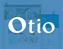 Otio UX/UI Design
