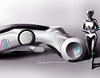 Project Mars Concept Vehicle