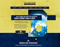 Tec BEYOND, Tecnológico de Monterrey