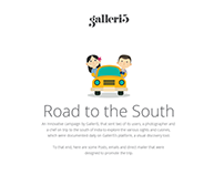 Galleri5 - Road to the South Campaign