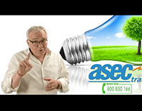 Asec Trade e Gino Astorina - Campagna ATL e Facebook
