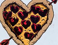 """""""Pizza Love"""""""