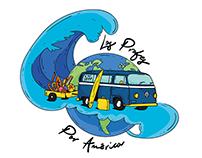 Illustration Volkswagen