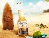 Corona - Fotografía de Producto