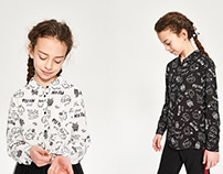 allover prints for Reserved Kids