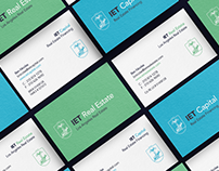 IET Real Estate Agency - Branding