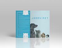 JammyPet Branding & Web Design