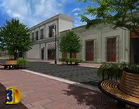 Propuesta de Remodelación de Calle Madero en Colima.