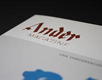Ander magazine [vol 01 - Big Bang]