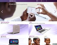 Sitio PositivoBGH Ruanda