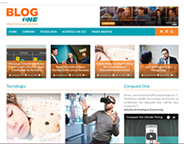 Blog Wordpress | Blog One
