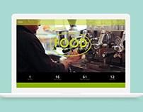 Website Design & Development for The Food Company