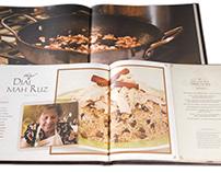 Family Recipe Collection Book