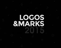 Logos & Marks \\ 2015