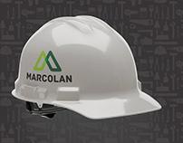 Rebranding - Marcolan Madeiras e Construção
