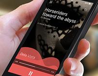 Lisbon Metro Radio App
