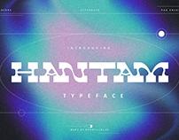 Hantam Display Font
