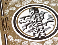 Boulevard Brewing Co. Postcards
