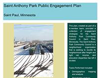 Saint Anthony Park Public Engagement Plan