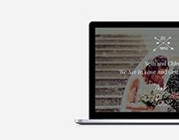 Wedding WordPress Theme - Front-Page