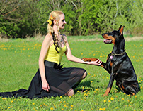 Stephanie Taunton - Train Your New Pet Feel at Home