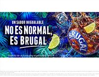 Billboard & poster images we shot for Brugal