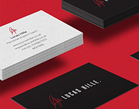 Lucas Hille [branding]