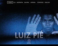 Luiz Pié - website