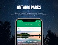 Ontario Parks - Case Study