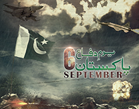 06 September Pakistan's Defense Day 2015