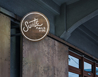 Suite Nails Salon & Spa Branding