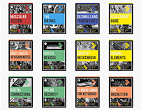 iBooks Project - The Books