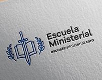 Escuela Ministerial - Identidad visual
