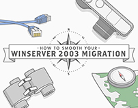 WinServer 2003 Migration Infographic
