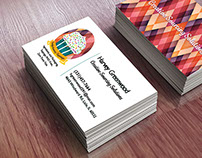 Business Cards & Identity