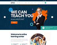 Kipso - Online Education Learning & LMS Template