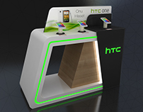 HTC Display Unit