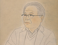 Portrait of Rin Hamuro