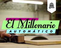 Lotería - El Millonario Automático