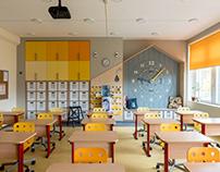 Проект класса начальной школы №149