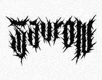 Sauron Logo Band