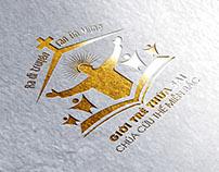 Logo Giới Trẻ Thừa Sai Chúa Cứu Thế Miền Bắc
