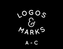 LOGOS & MARKS (A-C)