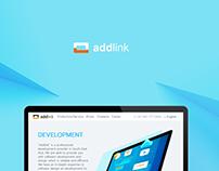 Addlink website
