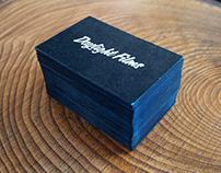 DaylightFilms Business Card Design