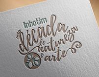Inhotim Museum - Hotsite and special logo